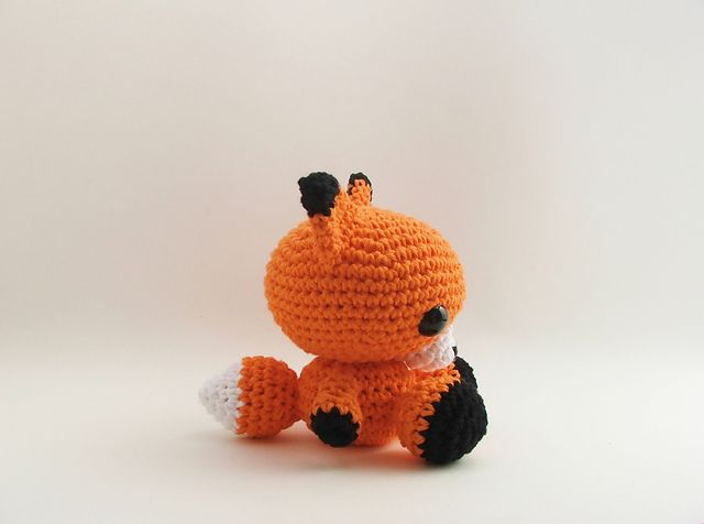 Fox Amigurumi Ravelry : 45 best images about amigurumi on Pinterest Patrones ...