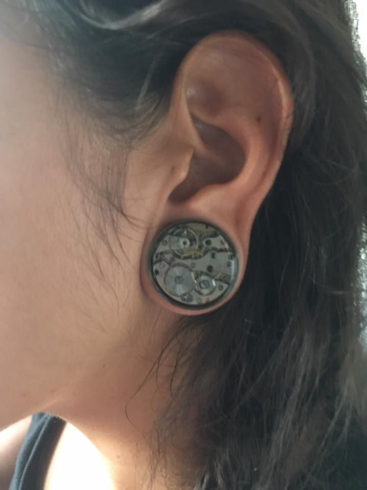 25mm plugs that made their way safely to a customer in Mexico! #steampunk #inchplugs #plugs