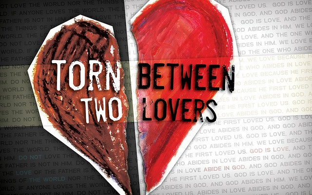 chinese series torn between lovers