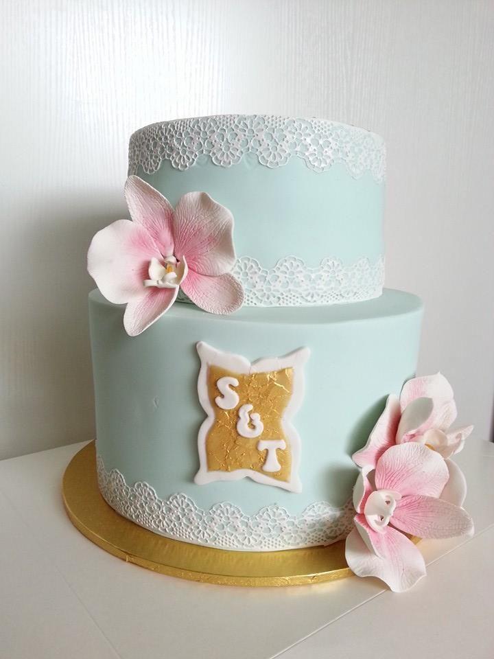 Wedding Cake Western Sydney Tarn's Cake Studio from $395