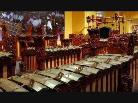 Gamelan Music Of Indonesia Good introduction to instruments of the gamelan orchestra,