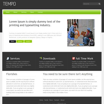 47 best Corporate Business Responsive Mobile web Templates images on ...