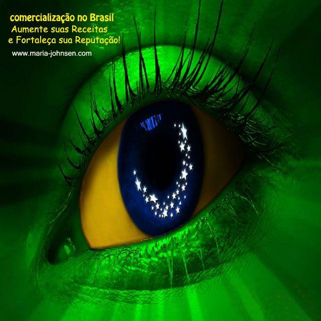 comercialização no Brasil