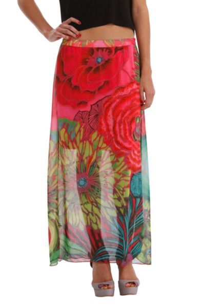 Desigual Brenda skirt - beautiful pattern