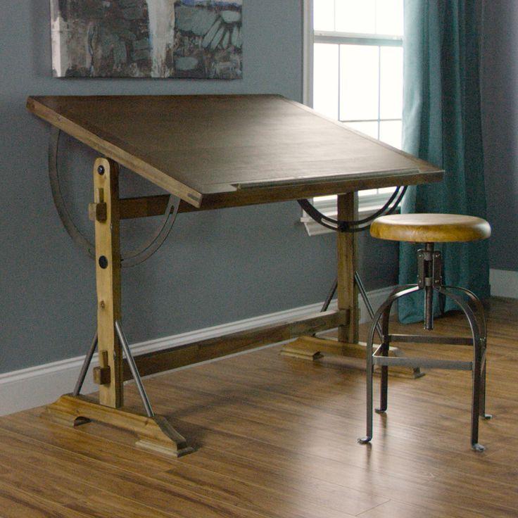 Best 25 Drafting Desk Ideas On Pinterest Drafting Tables Drawing Desk And Art Desk