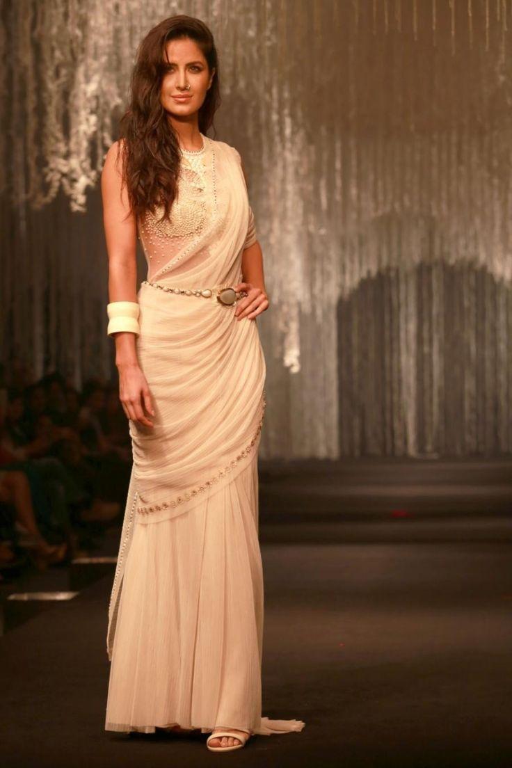 """Aditya Roy Kapur and Katrina Kaif walk for Tarun Tahiliani """