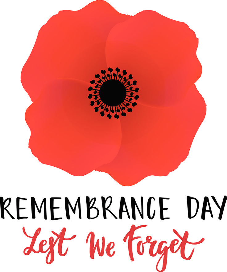 Remembrance Day – Lest We Forget. | Pure Vibe Fitness