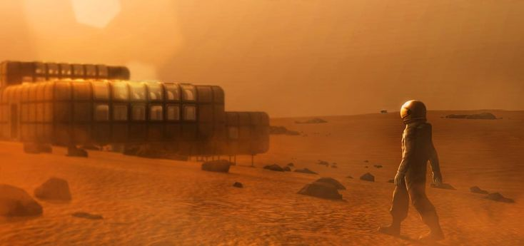 Bohemia Interactive will launch a manned mission to Mars | Take On Mars