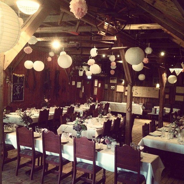 Låvebryllup  #bryllup #bamsrudlåven #pynt #låvebryllup #bonderomantisk #selskapslokale #mysen #østfold #indreøstfold