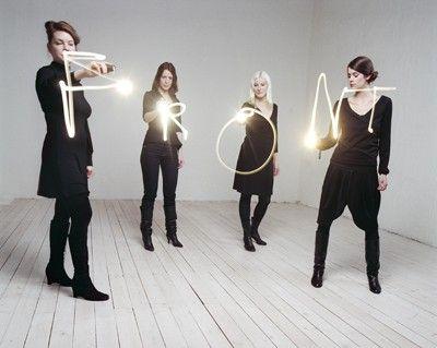 Front Design: Sofia Lagerkvist, Charlotte von der Lancken, Anna Lindgren and Katja Sävström.