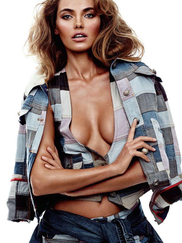 Fashion Magazine March 2015 Blue Streak Fashion Styling by Zeina Esmail Photography by Chris Nicholls Model