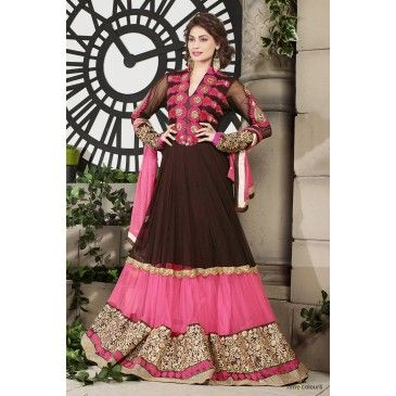 Long #Anarkali suits can never go out of fashion. #Ninecolours offers a wide range of Anarkali suits at extremely affordable prices that will make you look absolutely sensational. #deals #offers #discounts #fashion #style #love #beautiful #instagood #instafashion #pretty #girly #outfit #shopping #sarees #suits #lehengas #wedding #indian #traditional #bridal