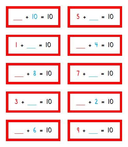 Syftet med den här övningen är att barnen ska lära sig tiokompisarna genom att göra en konkret övning. Materiel: 55 röda maxipärlor, 55 blå maxipärlor, 11 trähjul, 11 blomsterpinnar ca 11 cm långa,…