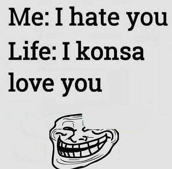 Hahahahah .. I like the jawab :)