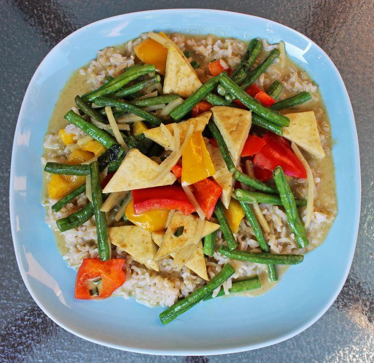 ... Curry Amarillo Thai en Pinterest | Pasta De Curry, Recetas De Curry y