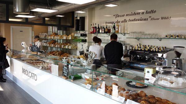 Arredamento panificio - Panificio Bolcato - Bombieri http://www.bombieri.it/  Bakery interior design made in Italy - Bakery interior pictures