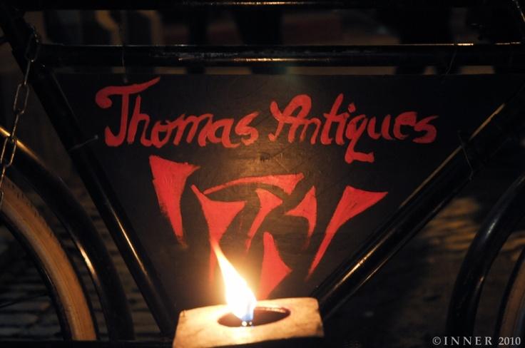 Candle light, Lipscani, Bucharest
