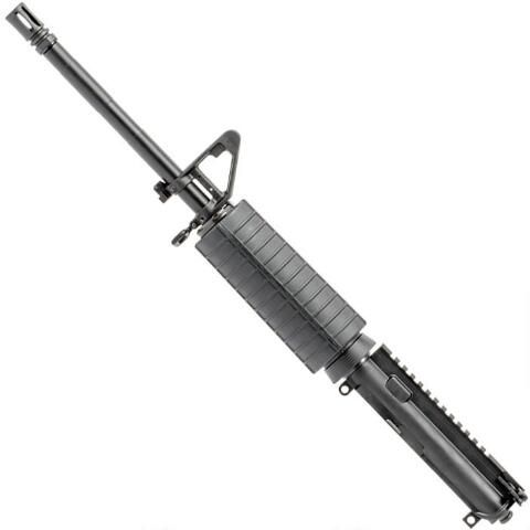Build the perfect AR-15 in .300 blackout with this complete upper assembly. CMMG Mk4LE Upper Receiver 300 Blackout