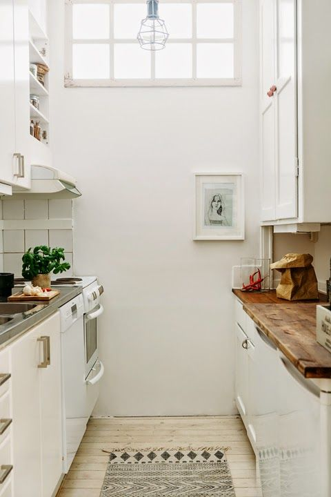 #home #house #rooms #spaces #decoration #kitchen #white