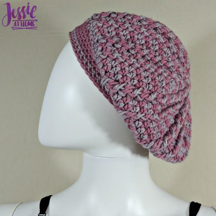 Vines and Twigs Slouch Hat by JessieAtHome