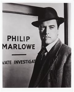 Private Eye, 1983, Philip Marlowe