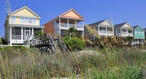 colorful beach houses | Myrtle Beach - Beach House Rentals, Vacation Rentals Myrtle Beach ...