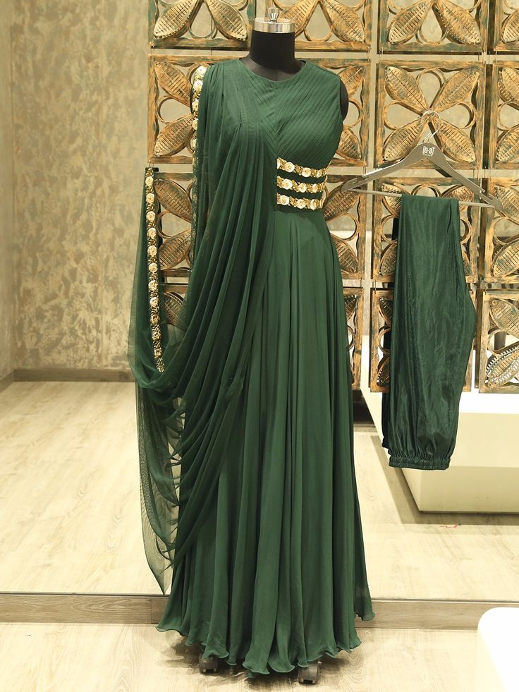 shop_bottle_green_gown_style_salwar_suit_by_g3+_video_shopping_1478940445as915316_3_compressed.jpg (1080×1440)