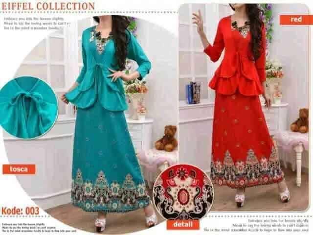 Detail produk untukBaju maxi dress muslim jessy batik dan rompi Km223 ini,silahkan lihat pada info produk yang ada dibawah ini :  Kode produk : KM 223 Nama produk : maxi jessy batik + rom