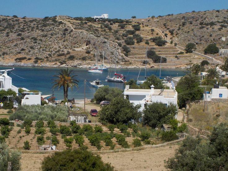 Skinousa island_Cyclades Greece