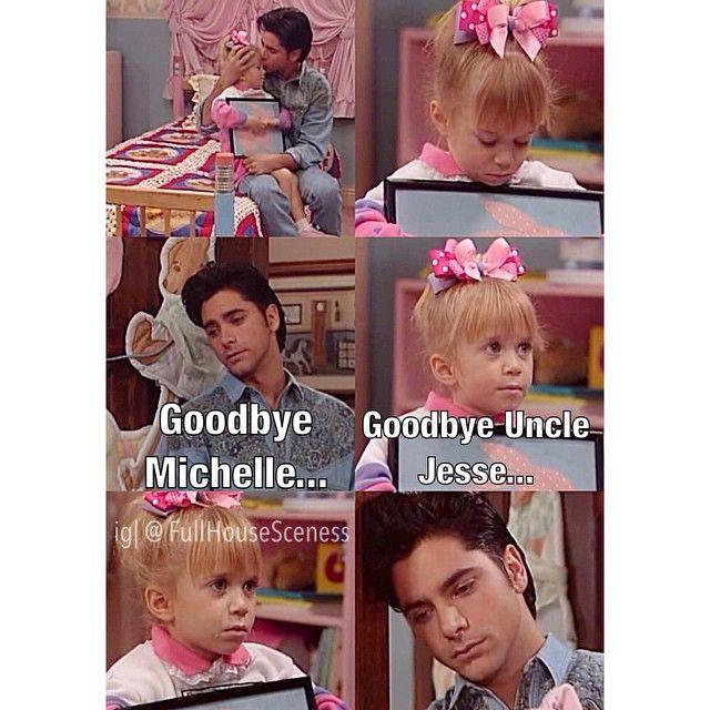 AHHHHHHHHHHHHH.     FFFFRRRRRIIIIICCCCCKK Jesse and Michelle I cried so much in this episode