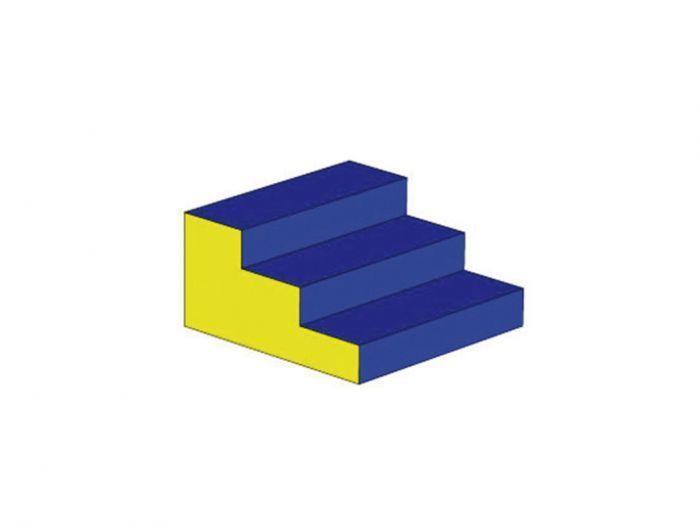 Treppe 3-stufig – #3stufig #stufig #Treppe – #3stu…