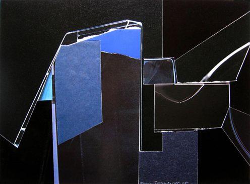 Frank Rheinboldt__Papercollage 2005