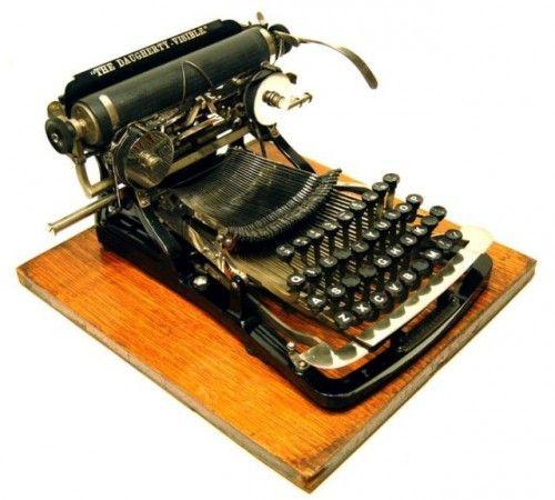 Macchine da scrivere antiche (4)