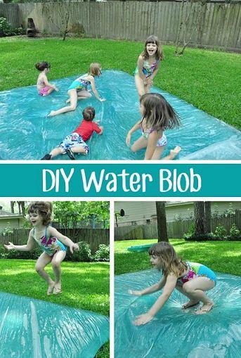 DIY Water Blobs