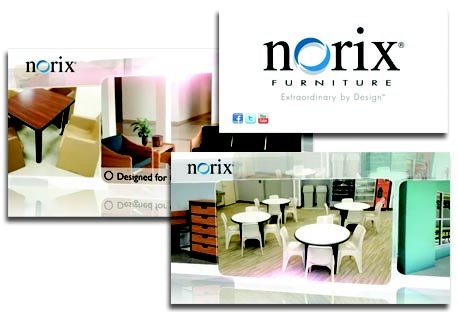 Product videos developed by Modern Marketing Partners helped communicate all of Norix' products for each vertical served.