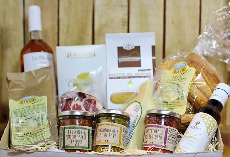 3 Genussboxen Apulien mit ausgesuchten Spezialitäten! Jetzt gewinnen!  #italien #verlosung #gewinnspiel #shopping