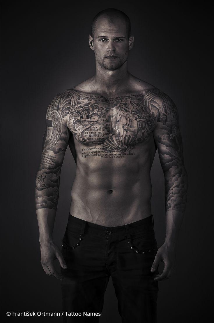 Татуировка как история жизни