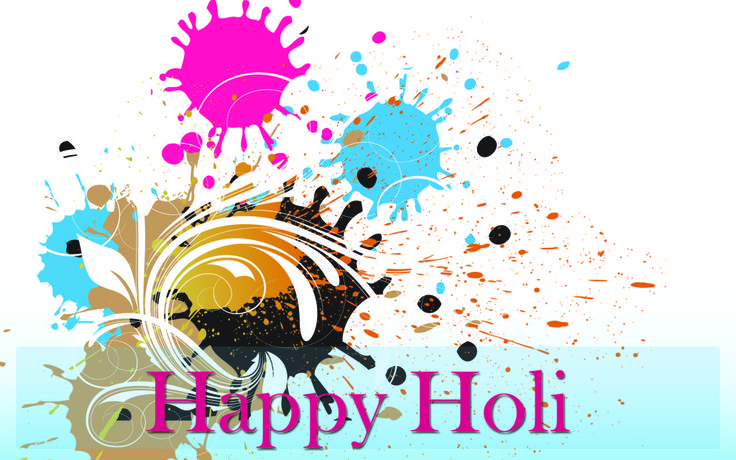 Happy Holi Greetings 2017