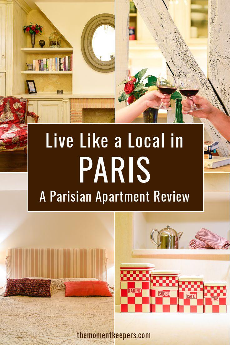 #LiveLikeaLocal with Cobblestone Paris: Le Passage Du Marais #travel #photography #review #paris #accommodation #apartment