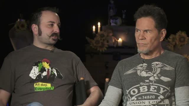 Curse of Chucky Interviews Brad Dourif