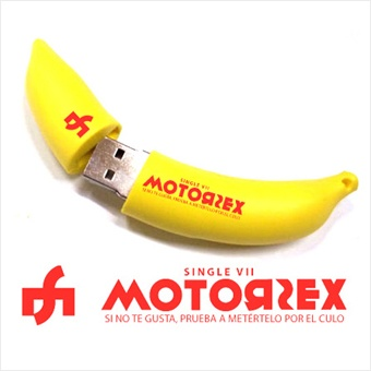 USB  banana para Motorsex - Single VII