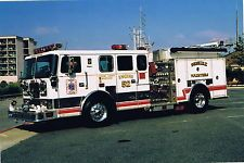 Dunkirk, MD FD Engine 52 ~ 1998 Seagrave TB Pumper.