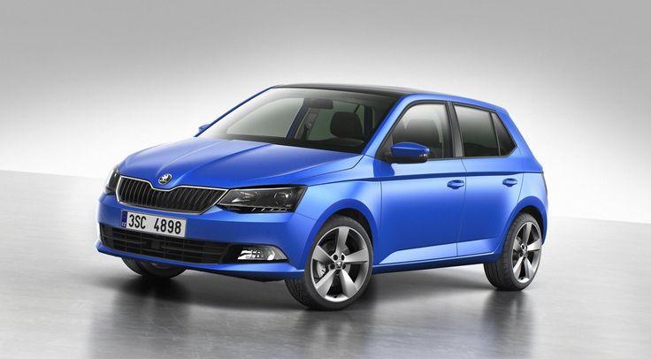 More expressive, more dynamic and sportier than ever before. Find out more information about the new #ŠKODA #Fabia here: www.skoda-auto.com/en/models/new-fabia/  What is your impression of the #NewSkodaFabia ?