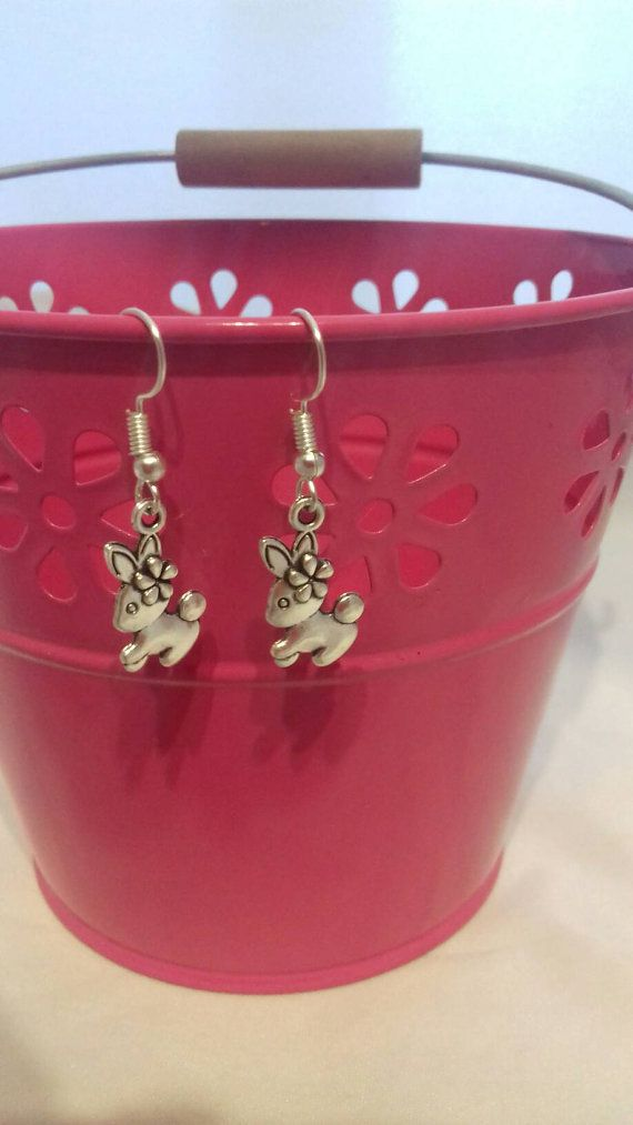 Check out this item in my Etsy shop https://www.etsy.com/uk/listing/501827853/rabbit-drop-earrings-bunny-dangle