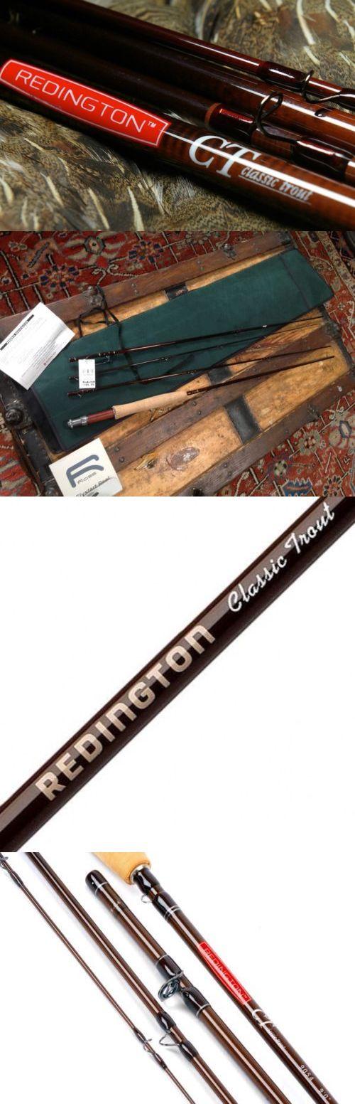 Fly Fishing Rods 23819: New Beautiful Redington Classic Trout Fly Rod 9054-5 Wt.,Warranty , Last 2 -> BUY IT NOW ONLY: $99.95 on eBay!
