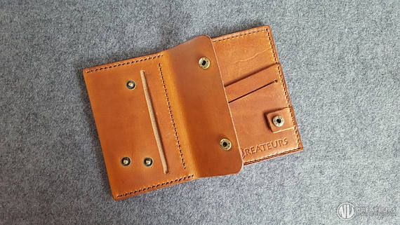 credit card slots credit card sleeve veg tanned bus pass