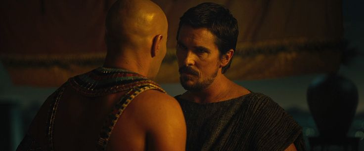 Christian Bale, Joel Edgerton