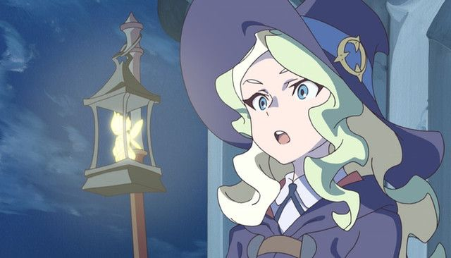 Little-witch-academia - Google Search