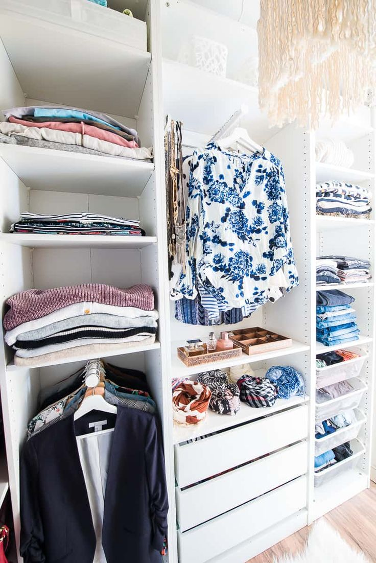 Customized Closets Ikea