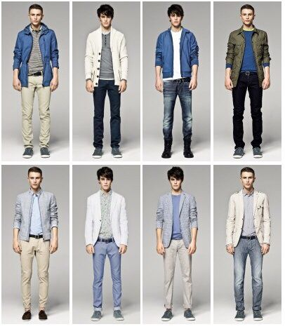 Which style is more you? Comment below we want to know your style. #mensfashion #mensclothing #dt2?